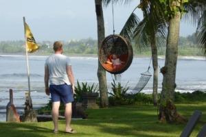 BABY SWING Puri Dajuma, Beach Eco-Resort & Spa, West Bali