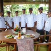 DELICIOUS BALINESE FOOD Puri Dajuma, Beach Eco-Resort & Spa, West Bali