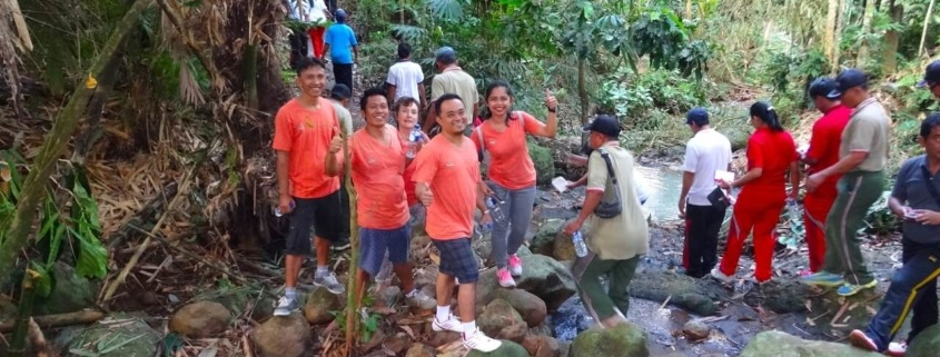 INAUGURATION OF A NEW TREKKING AREA Puri Dajuma, Beach Eco-Resort & Spa, West Bali