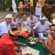 DAJUMA FAMILY, TOGETHERNESS IN A CULTURE Puri Dajuma, Beach Eco-Resort & Spa, West Bali Bali Culture Dajuma People