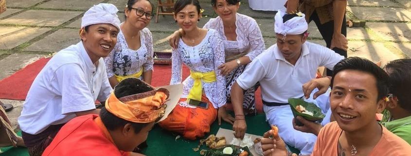 DAJUMA FAMILY, TOGETHERNESS IN A CULTURE Puri Dajuma, Beach Eco-Resort & Spa, West Bali Bali Culture Dajuma People