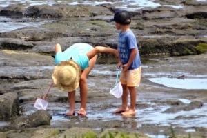 HOLIDAY TIME Puri Dajuma, Beach Eco-Resort & Spa, West Bali virgin beach