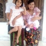 The Dajuma family grows! Puri Dajuma, Beach Eco-Resort & Spa, West Bali tisya baby