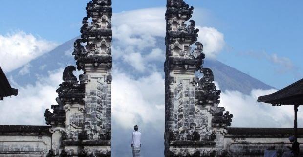 AGUNG VOLCANO SITUATION Puri Dajuma, Beach Eco-Resort & Spa, West Bali Bali Dajuma