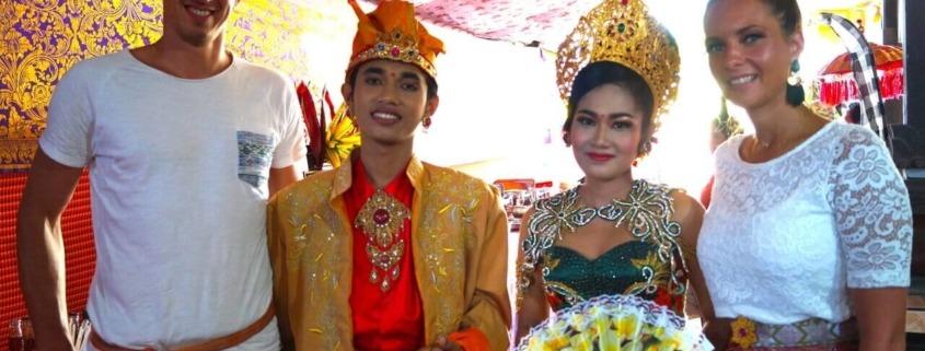 BALINESE WEDDING: A UNIQUE CULTURAL EXPERIENCE Puri Dajuma, Beach Eco-Resort & Spa, West Bali Dajuma People Wedding