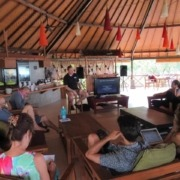 BOOKGREENER GATHERING Puri Dajuma, Beach Eco-Resort & Spa, West Bali