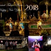 HAPPY NEW YEAR! Puri Dajuma, Beach Eco-Resort & Spa, West Bali Dajuma West Bali