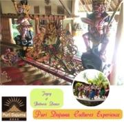CULTURAL EXPERIENCES AT DAJUMA Puri Dajuma, Beach Eco-Resort & Spa, West Bali