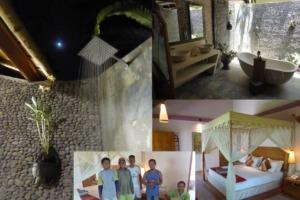 COTTAGES RENOVATION Puri Dajuma, Beach Eco-Resort & Spa, West Bali