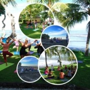 IDEAL PLACE FOR YOGA Puri Dajuma, Beach Eco-Resort & Spa, West Bali