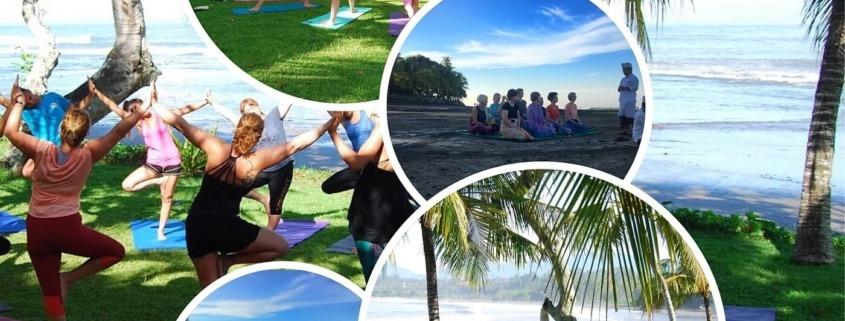 IDEAL PLACE FOR YOGA Puri Dajuma, Beach Eco-Resort & Spa, West Bali