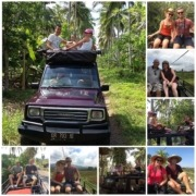 DAJUMA ADVENTURE: PULUKAN ECOTOURISM TOUR Puri Dajuma, Beach Eco-Resort & Spa, West Bali