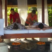 GAZEBO MASSAGE Puri Dajuma, Beach Eco-Resort & Spa, West Bali