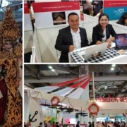 DAJUMA AT ITB ASIA 2018 Puri Dajuma, Beach Eco-Resort & Spa, West Bali
