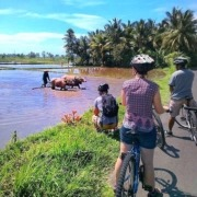 "NEW CYCLING TOUR ""TEMBLES"" Puri Dajuma, Beach Eco-Resort & Spa, West Bali"