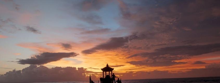 RAINY SEASON STARTED IN BALI Puri Dajuma, Beach Eco-Resort & Spa, West Bali Dajuma