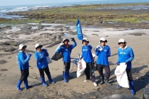 WAR IS DECLARED ON PLASTIC IN BALI BY 4OCEANS Puri Dajuma, Beach Eco-Resort & Spa, West Bali