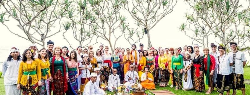 YOGA AND MEDITATION AT DAJUMA Puri Dajuma, Beach Eco-Resort & Spa, West Bali