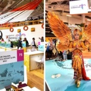 DAJUMA AT ITB 2019 Puri Dajuma, Beach Eco-Resort & Spa, West Bali itb berlin