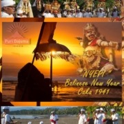"NYEPI, ""Art in Rituals"" Puri Dajuma, Beach Eco-Resort & Spa, West Bali"