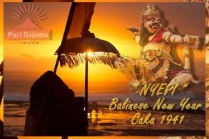 "NYEPI, ""Art in Rituals"" Puri Dajuma, Beach Eco-Resort & Spa, West Bali"