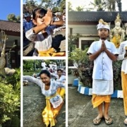 CELEBRATION OF SARASWATI AT DAJUMA ON MAY 11th Puri Dajuma, Beach Eco-Resort & Spa, West Bali