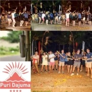 KUKUL ANOTHER INTERESTING TRADITION OF BALINESE CULTURE Puri Dajuma, Beach Eco-Resort & Spa, West Bali dancing music