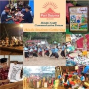 EVENT OF THE WEEK IN PEKUTATAN: HINDU STUDENTS GATHERING Puri Dajuma, Beach Eco-Resort & Spa, West Bali