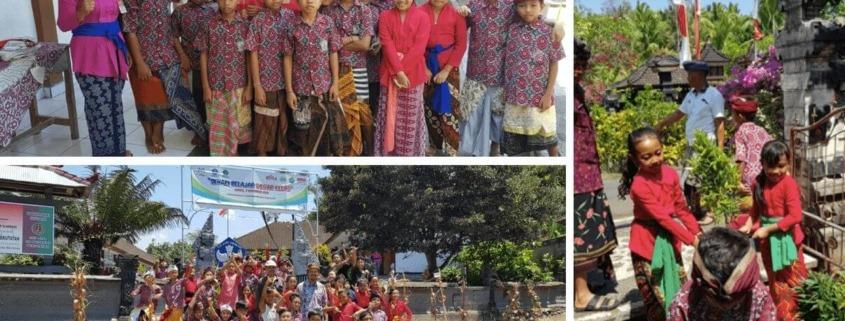 LAUNCH OF OUR ENVIRONMENTAL PROJECT Puri Dajuma, Beach Eco-Resort & Spa, West Bali