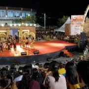 ANNUAL JEGOG FESTIVAL AT RAMBUT SIWI Puri Dajuma, Beach Eco-Resort & Spa, West Bali balinese music jegog