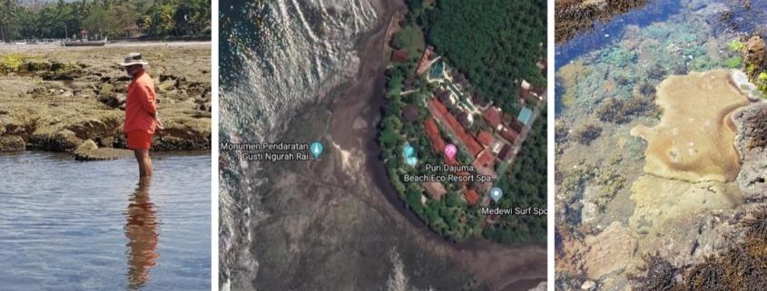 Cape Dajuma: a natural wonder Puri Dajuma, Beach Eco-Resort & Spa, West Bali medewi cape west bali
