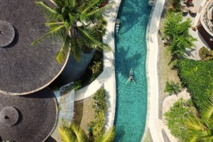 THE BALINESE « MIRACLE » Puri Dajuma, Beach Eco-Resort & Spa, West Bali