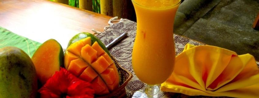 MANGO SEASON… Puri Dajuma, Beach Eco-Resort & Spa, West Bali
