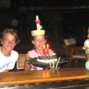 SURPRISE BIRTHDAY FOR ANNA! Puri Dajuma, Beach Eco-Resort & Spa, West Bali