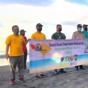 KEEP BALI CLEAN FOR THE WORLD