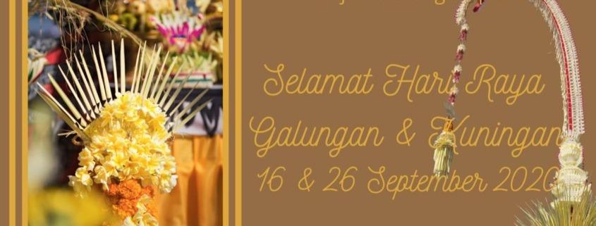 Galungan & Kuningan - A Time for Family Gathering