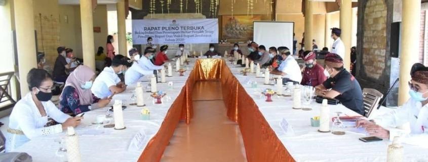 PREPARATION OF THE REGENT's ELECTION AT DAJUMA