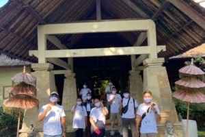 DAJUMA WELCOMES THE BALI BANGKIT PROGRAM