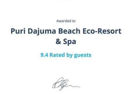 DAJUMA REWARDED BY HOTELSCOMBINED