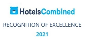 DAJUMA REWARDED BY HOTELSCOMBINED