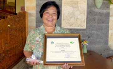 Dajuma rewarded for its  social protection Puri Dajuma, Beach Eco-Resort & Spa, West Bali