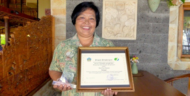 Dajuma rewarded for its social protection Puri Dajuma, Beach Eco-Resort & Spa, West Bali 1