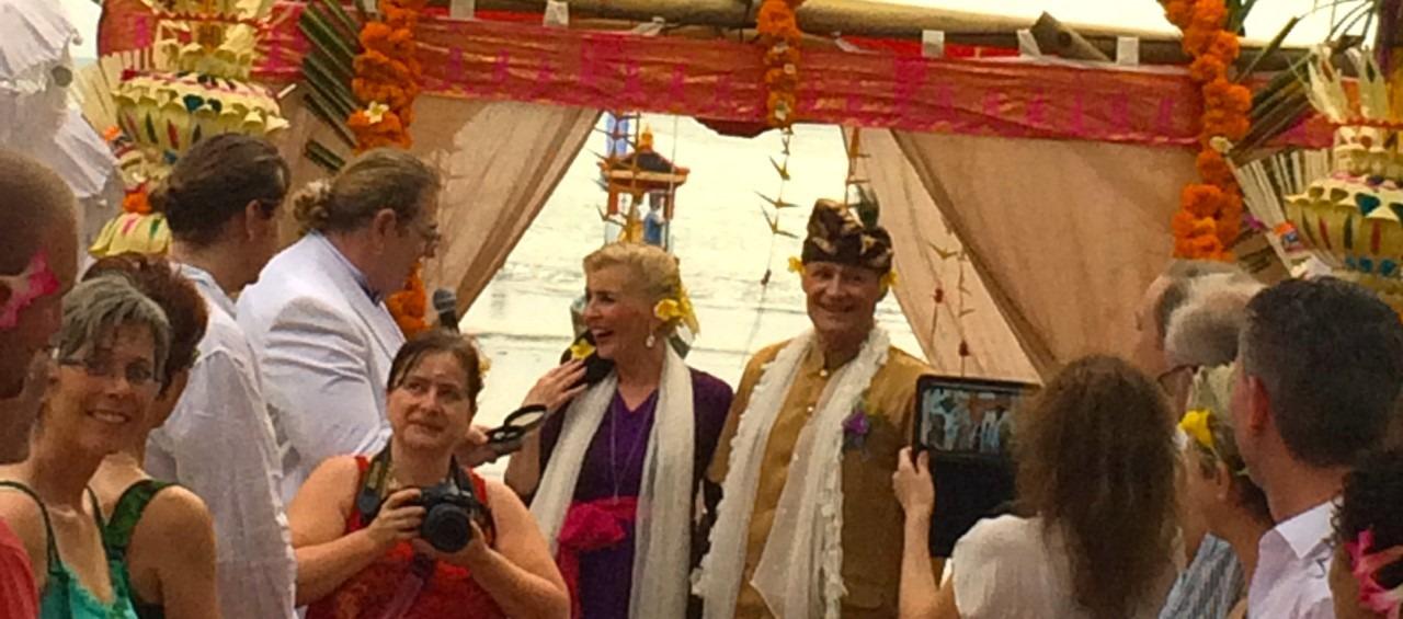 WEDDING AT DAJUMA Puri Dajuma, Beach Eco-Resort & Spa, West Bali