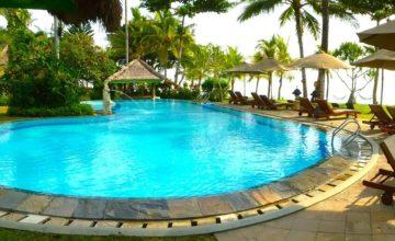 POOL LIFTING Puri Dajuma, Beach Eco-Resort & Spa, West Bali 1