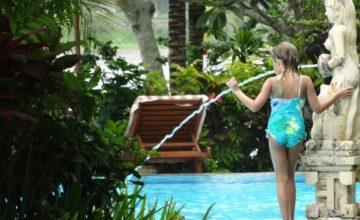 A NEW FRIEND Puri Dajuma, Beach Eco-Resort & Spa, West Bali
