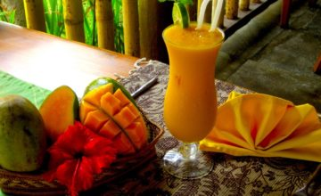 MANGO SEASON… Puri Dajuma, Beach Eco-Resort & Spa, West Bali