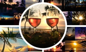 DAJUMA SUNSETS: WHICH ANGLE WILL BE YOURS? Puri Dajuma, Beach Eco-Resort & Spa, West Bali