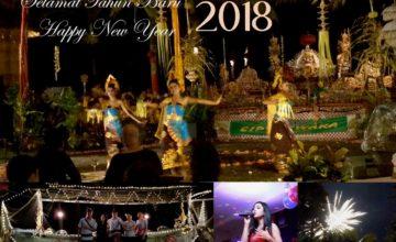 HAPPY NEW YEAR! Puri Dajuma, Beach Eco-Resort & Spa, West Bali Dajuma West Bali