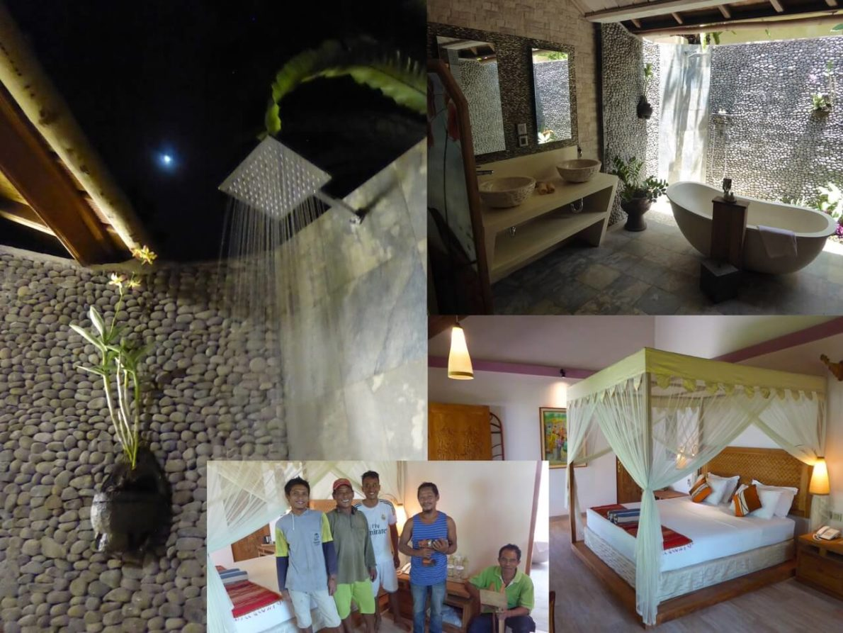 COTTAGES RENOVATION Puri Dajuma, Beach Eco-Resort & Spa, West Bali