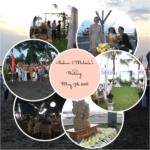 CONGRATULATIONS TO MELINDA & ANDREW